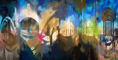 LA to Newhall (richham14 - (Mr Cubs}) Tags: composite la losangeles colorful richardhammond richham14