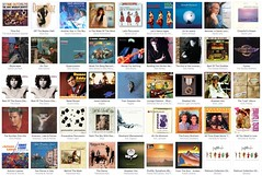 Oldies But Goodies Part 2 Of 7 (thegreatlandoni) Tags: old music apple computer artwork ancient imac vinyl itunes collection albums oldies shuffle goodies digitized albumcovers thegreatlandoni jimlandon