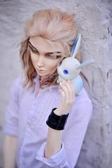 and Rabbit (Vlastelin Nichego) Tags: rabbit switch dolls bjd abjd waseon