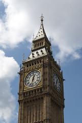 Big Ben, London, United Kingdom (Tiphaine Rolland) Tags: uk england london clock nikon unitedkingdom bigben londres gb angleterre 1855mm horloge 1855 houseofparliament houseofcommons 2016 royaumeuni grandebretagne d3000 nikond3000