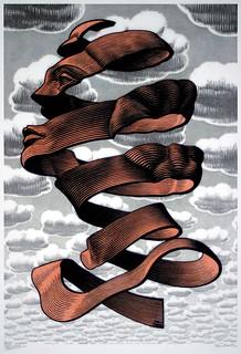 Escher -Buccia