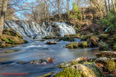 Rutledge Falls - Nov. 2014 (mikerhicks) Tags: usa geotagged photography unitedstates hiking tennessee waterfalls hdr tullahoma photomatix sigma1020mmf456exdc tennesseestateparks rutledgefalls shortspringsstatenaturalarea canon7dmkii geo:lat=3542153667 geo:lon=8613892167