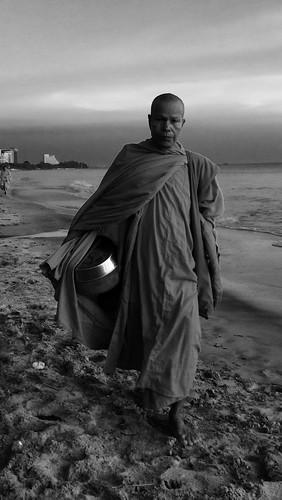 Hua Hin monk