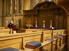 prayer (tetsuwan316) Tags: london church olympuspen panasoniclumix20mmf17