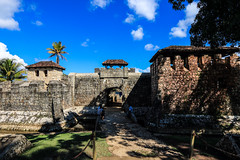 Castillo de San Felipe de Lara, Rio Dulce, Guatemala (tik_tok) Tags: travel lake building tower tourism latinamerica water river power fort guatemala military colonial security historic safety unesco spanish riodulce tropical fortification protection fortress castillo dominance touristattraction centralamerica sanfelipe centroamerica delara lagoizabal builtstructure
