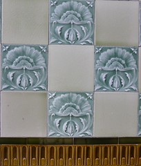 keramik (canecrabe) Tags: faïence amsterdam 1900 carrelage carreau