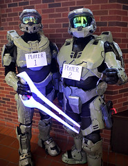 Hal-Con 2014 Day 3 (Evan MacPhail Photography) Tags: costumes fiction evan canada nova photography book comic cosplay chief halo books science master fantasy hal scotia halifax con cheif 2014 mastercheif halcon macphail