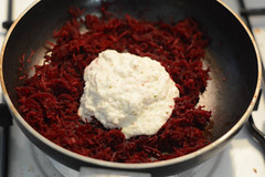 beetroot pachadi recipe, how to make beetroot pachadi-3