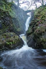 Aira Force (Bridge B) Tags: waterfall lakedistrict slowshutter