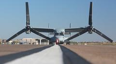 MV-22 Osprey (Bill Jacomet) Tags: show field airport wings texas tx air over houston airshow osprey 2014 ellington mv22