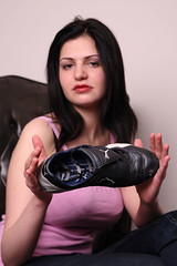 Simen_0007 (naw_hh) Tags: girls woman hot sexy feet socks fetish women shoes toes soft legs skin painted dirty nike used nails smell heels sniff puma sniffing adidas schuhe fsse smelling fetisch