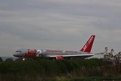 Jet2 G-LSAA (SlightlyReliable70 2010-2015) Tags: city 2 plane airport bradford g aircraft air yorkshire flight leeds jet aeroplane international 200 beast express boeing landed ls channel 757 airliner jet2 b757 757200 lba b757200 b752 channex glsaa lsaa lbabyaccident