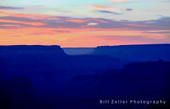 Sunset at Hopi Point, Grand Canyon N.P. (zellerw0) Tags: family sunset vacation arizona southwest nationalpark desert grandcanyon hopipoint