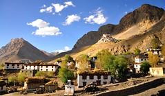 Kye Monastery,Spiti (mala singh) Tags: india mountains buddhism monastery valley himalayas spiti himachalpradesh kye