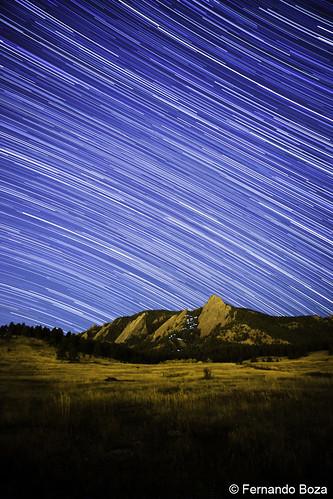Photo - Fernando Boza - Boulder Trails II - Runner Up - Flora & Fauna