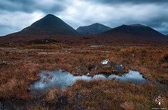 Cuillin Mountain (Antonio Carrillo (Ancalop)) Tags: longexposure autumn sunset skye water canon reflections atardecer scotland agua soft isleofskye escocia le 09 lee otoo 1740mm reflejos montaas density ecosse neutral cuillin sligachan gradual largaexposicin canon1740mmf4l cuillinmountains neutra gnd densidad glensligachan antoniocarrillo 5dmarkii highlads ancalop lucroit leesoft09gnd