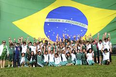 Solenidades. Homenagens - Dia da Bandeira (Senado Federal) Tags: braslia brasil df bra crianas bandeiradobrasil diadabandeira alunosdosigma