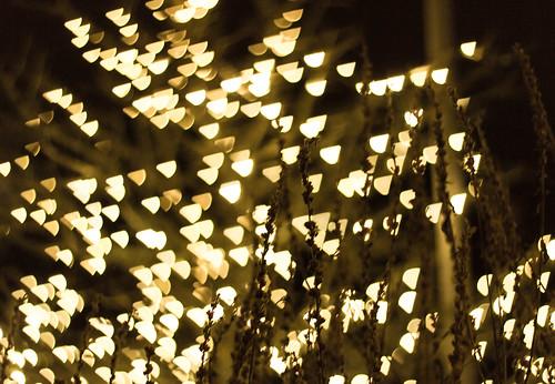Triangles of Light