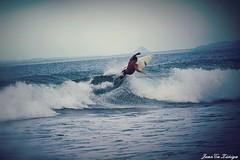 \m/ Jaco, CR (JoanZoniga) Tags: morning canon costarica surf cut surfer surfing cr puravida playajaco jacobeach