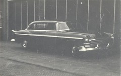 Chrysler 1956 UP-96-27 (tappie55) Tags: thenetherlands 1956 chrysler limousine strech amersfoort gtap boonacker 8persoons up9627
