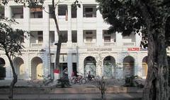 Good old 'The Mall' (Batool Nasir) Tags: old pakistan building lahore themall batoolnasir massonnarsingdasbuilding