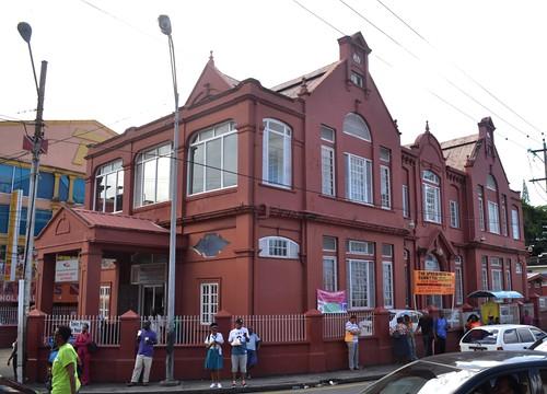 San Fernando carnegie library