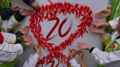 World AIDS Day 2014: China