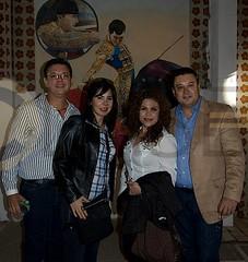 6.- Noé Becerra, Fernanda Rodríguez, Gabriela Ibarra y Jaime Cantú 2
