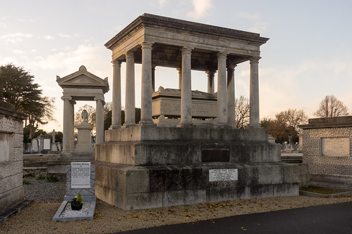 Mount Jerome Cemetery & Crematorium is situated in Harold's Cross Ref-100417