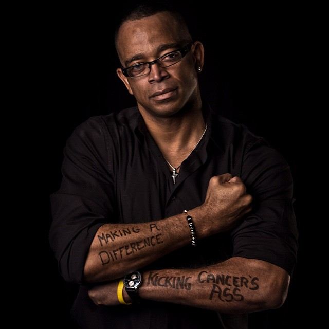 When you die, it does not mean that you lose to cancer. You beat cancer by how you live, why you live, and in the manner in which you live. As a two-time cancer survivor this is my favorite STUART SCOTT quote. Rest in peace my friend, you will be missed