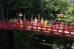 Nunobashi-kanjoe (Tokyo Views) Tags: bridge japan japanese ceremony style tateyama ashikuraji