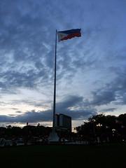 Luneta 20140615_182547 (yaoifest) Tags: flag philippineflag luneta