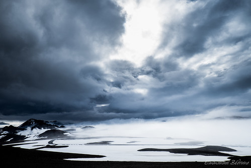 A cloudy day over Viti