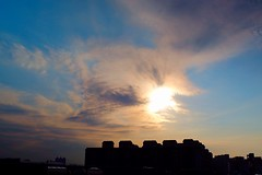 2015-01-10 16.08.41 (pang yu liu) Tags: sunset rooftop jan dusk voigtlander 01 f56   2015  175mm