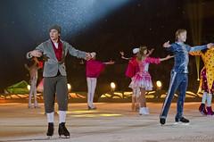Johnny Weir,Evgeni Plushenko (Elena Vasileva /  ) Tags: figureskating iceshow johnnyweir thesnowking