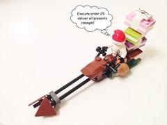 Santa clonetrooper (okoe74) Tags: santa trooper lego clone