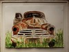 rusty automobile (Frizztext) Tags: abandoned car vintage automobile drawing rusty sketchbook oldtimer watercolors frizztext andrewdodson