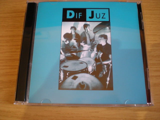 DIF JUZ - Demos 1981-83 + ULU, London 11 January 1985
