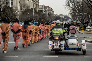 Cop Motorcycle