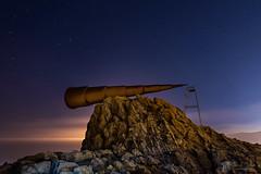 El Catalejo (Chencho Mendoza) Tags: escultura galicia catalejo acorua arteixo chenchomendoza