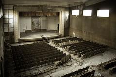 Teatro Abandonado