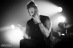 Jacoby Shaddix (Scenes of Madness Photography) Tags: music silver photography spring nikon tour live fear january maryland madness papa fillmore roach scenes dakota 2015 jacoby d3200 shaddix
