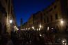 Dubrovnik, Croatia (Alcu3- www.thisthatandthepassport.com) Tags: travel blue summer people night noche restaurante croatia tourist via hour verano farol dubrovnik truism stradum truismo lampsrestaurant