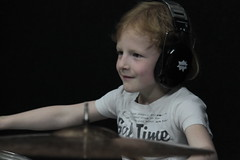 Abby-drumles-505 (leoval283) Tags: percussion abby nora lessons rockschool drummen fruitweg