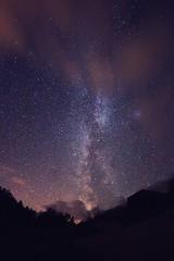 The Milky Way (blende einspunktacht) Tags: canon stars heaven himmel sterne milkyway milchstrase