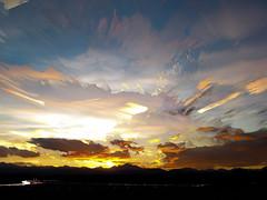 (BoulderBob) Tags: sunset composite timelapse imagemagick chdk