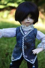 95 (ruppychan) Tags: ball dark doll des elf bjd soo fairyland joint desu littlefee