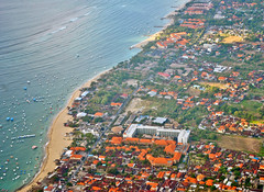 Tanjung Benoa (BxHxTxCx) Tags: city bali aerialview kota fotoudara