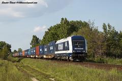 2016.05.07   761 001   Ppa (Davee91) Tags: train canon trains company railways cgm luka cma koper intermodal ppa vonat tehervonat vrosa kontner metrans