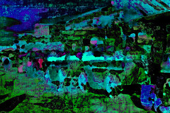 green market scene (j.p.yef) Tags: abstract digitalart morocco marrakech abstrakt yef djemaaelfna peterfey jpyef